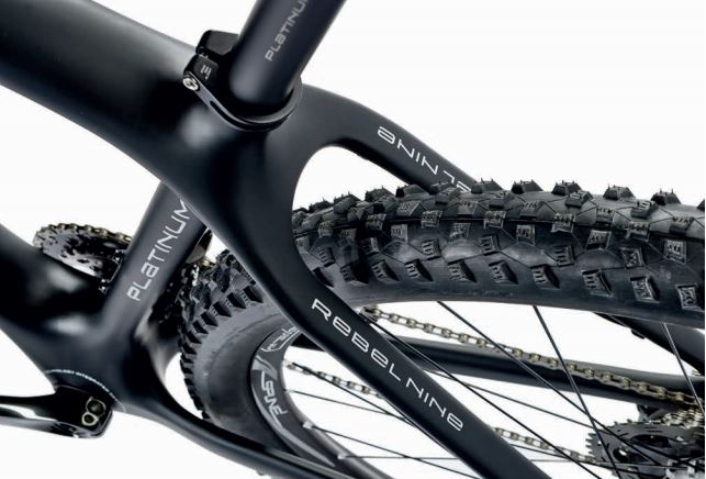 Storck Rebel Nine Platinum Details