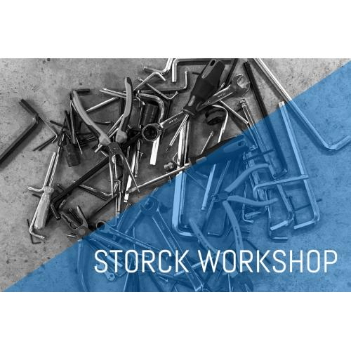 Gutschein Storck Workshop
